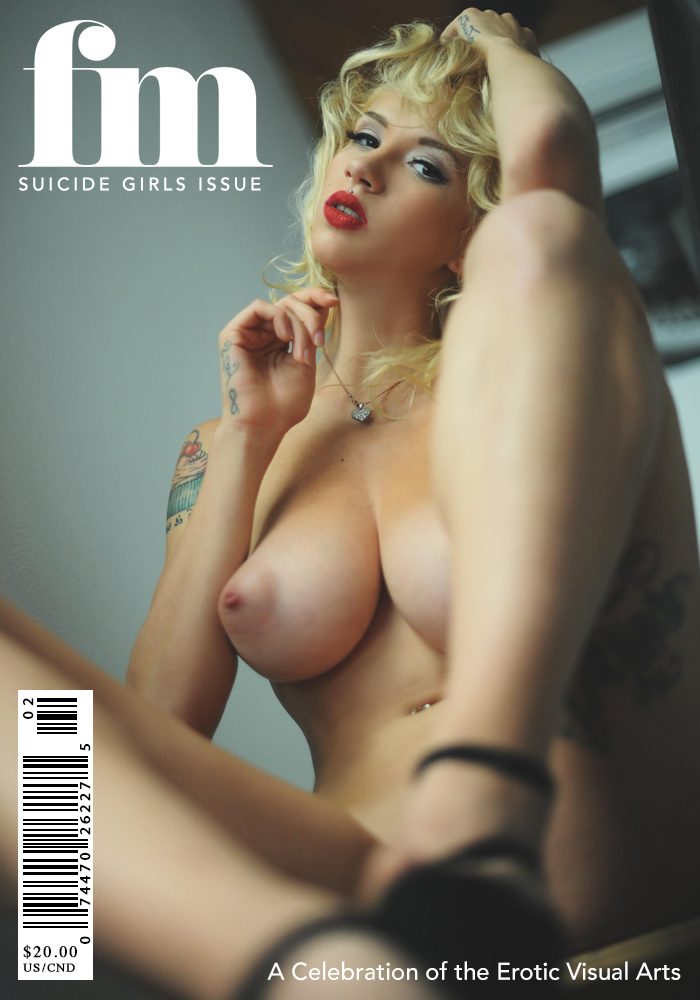 EROTICA SITE : SUICIDE GIRLS